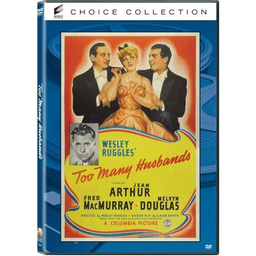 Too Many Husbands (1940) (Full Frame)