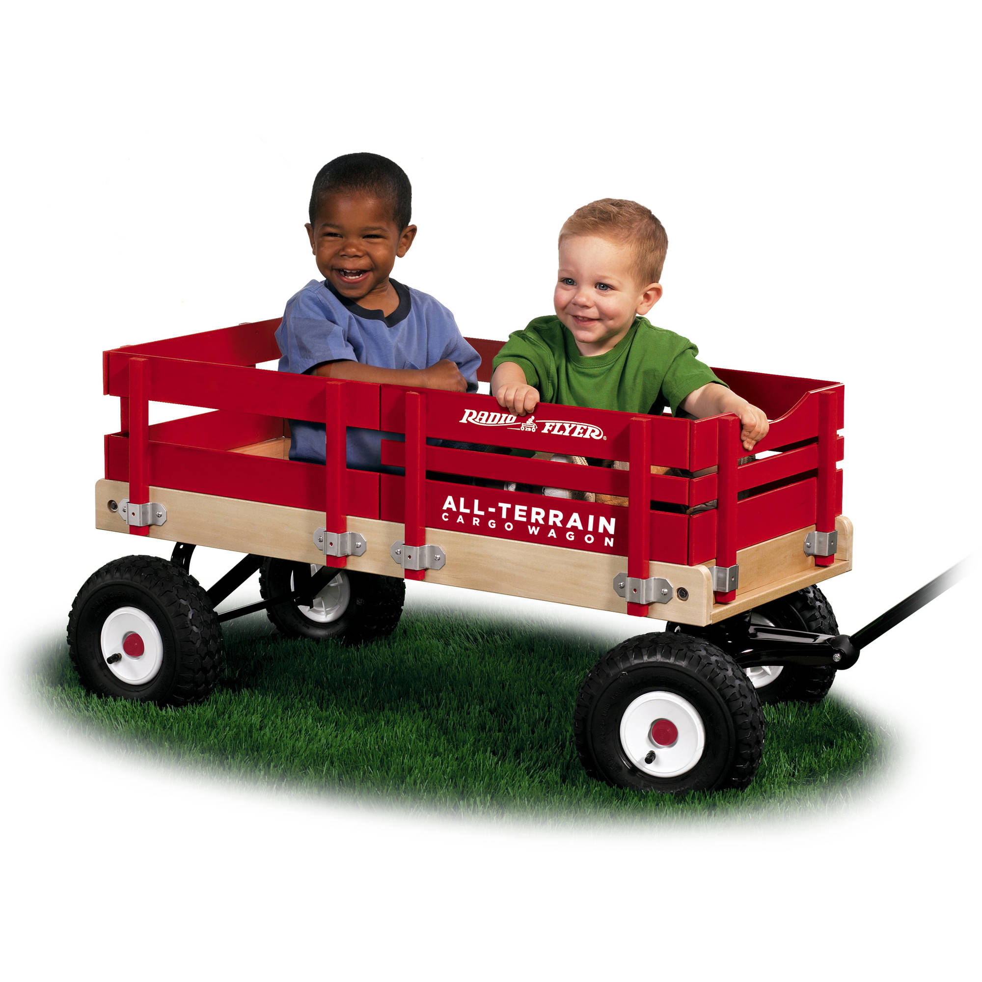Radio Flyer All-Terrain Cargo Wagon
