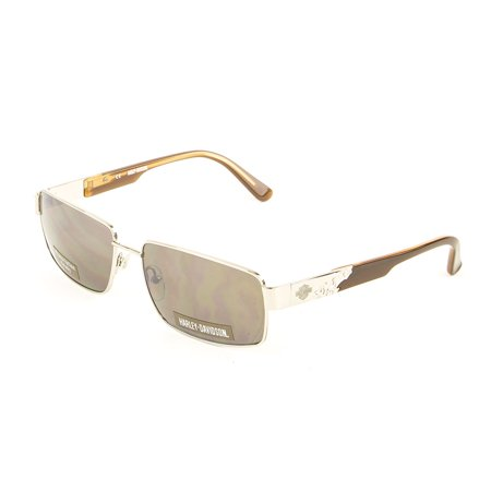 Harley-Davidson Men's Sunglasses, HDX841 SI-1F 58mm