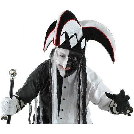 Court Jester Hat Adult Costume Accessory](Jester Hats Wholesale)