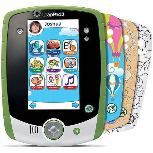 LeapFrog LeapPad2 Custom Edition Kids Tablet for Learning