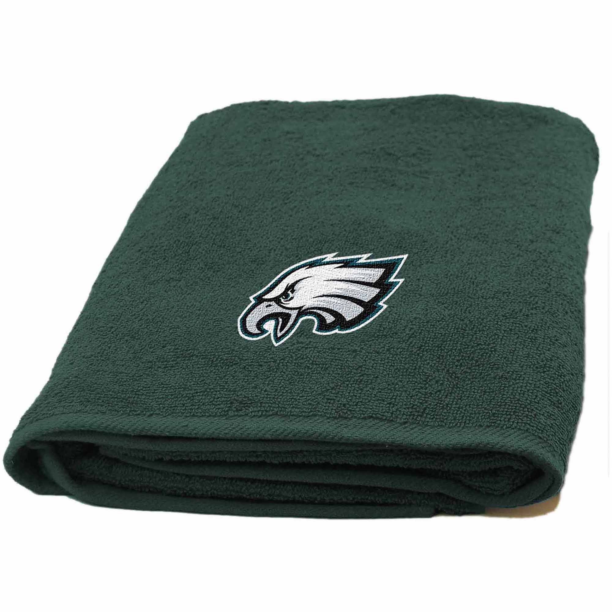NFL Philadelphia Eagles Decorative Bath Collection - Bath Towel
