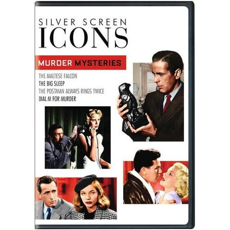 TCM Greatest Classic Films: Murder Mysteries (DVD) - Greatest Halloween Films