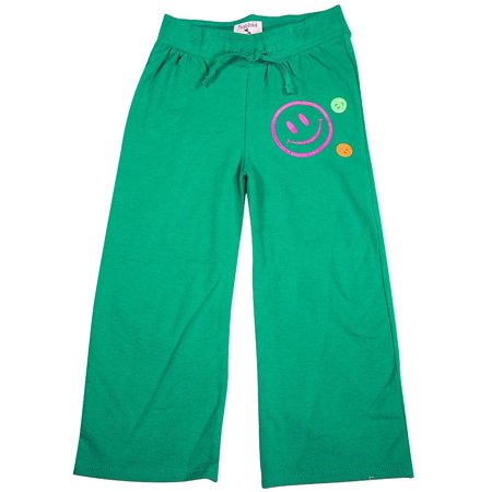 Purple Orchid - Big Girls Sweatpant Green / 10
