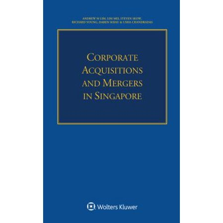 Corporate Acquisitions And Mergers In Singapore