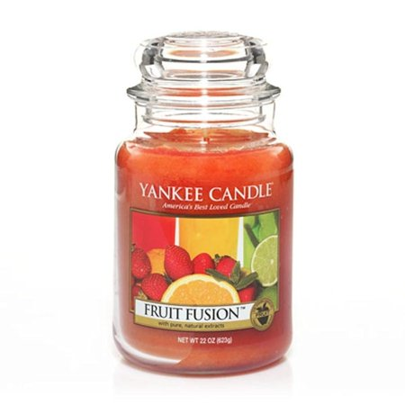 Yankee Candle Fruit Fusion 1230712 Large Jar 22 oz - Yankee Candle Fruit