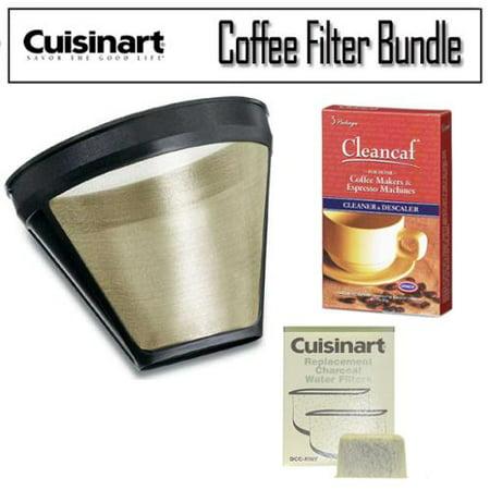 Cuisinart Gold Tone GTF Coffee Filter Kit - Walmart.com