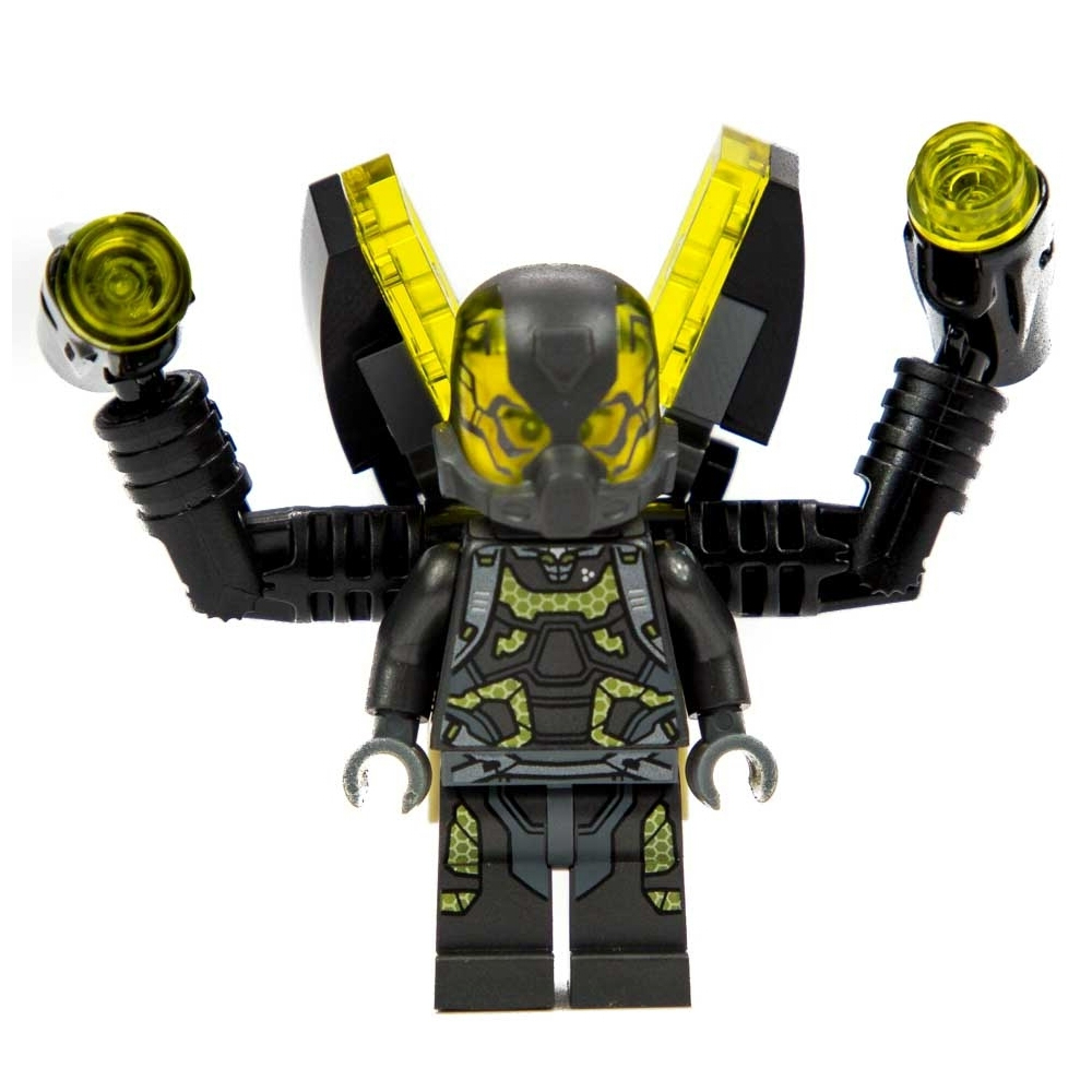 LEGO Marvel Super Heroes - Ant-Man: Yellow Jacket Minifigure