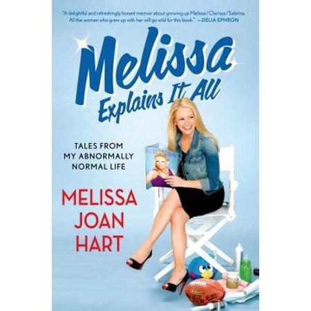 Melissa Explains It All - eBook