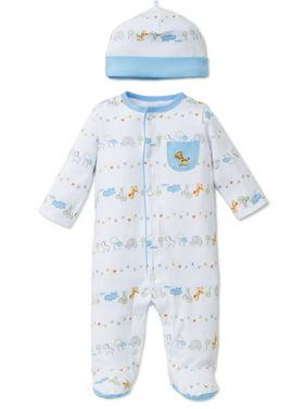 bfe4e21cf36a Baby Boys Pajamas - Walmart.com