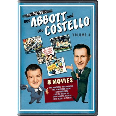 The Best Of Abbott & Costello: Volume 3 (DVD) (Best Of Abbott And Costello)