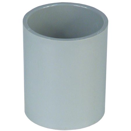 Carlon E940LR/CTN Conduit Coupling, 3 in, SCH 40, PVC Sch 40 Pvc Conduit