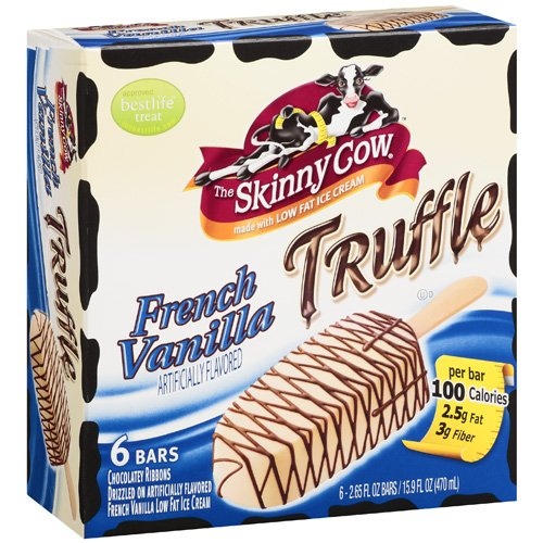 The Skinny Cow French Vanilla Truffle Ice Cream, 15.9 oz