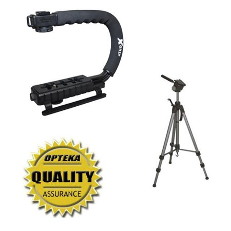 Opteka Support Kit with X-Grip Stabilizing Handle and 72