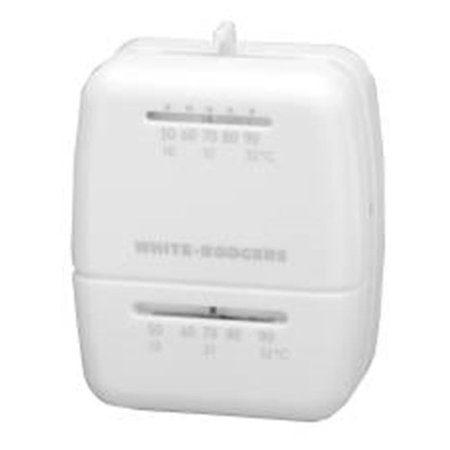 White Rodgers 671012 White Rodgers T-Stat White Gas-Oil & Electric -Pack of  3