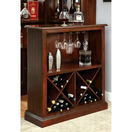 Furniture of America Wolfgang Home Bar