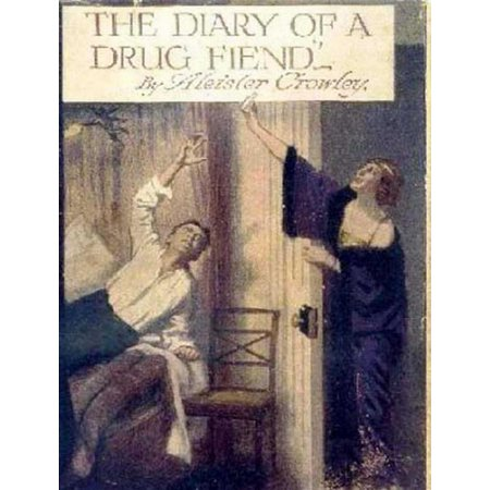 The Diary of a Drug Fiend - eBook