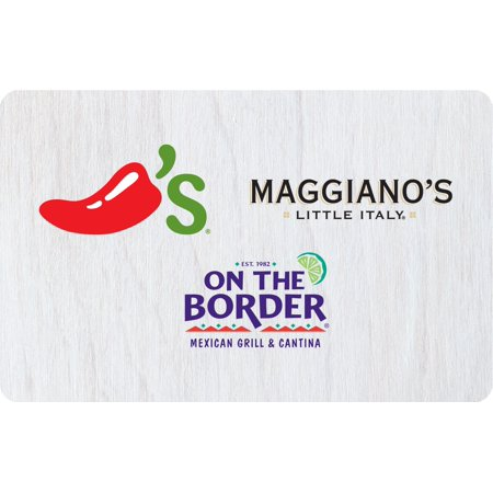 Brinker $25 Gift Card (email Delivery)