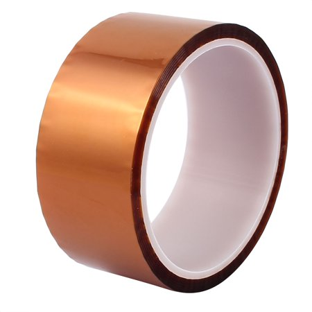 40mm Width 30M Length High Temperature Heat Resistant Polyimide Kapton