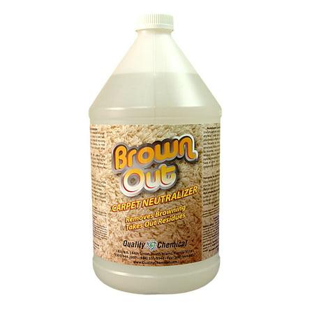 Brown Out Carpet Neutralizer - 1 gallon (128 oz.)