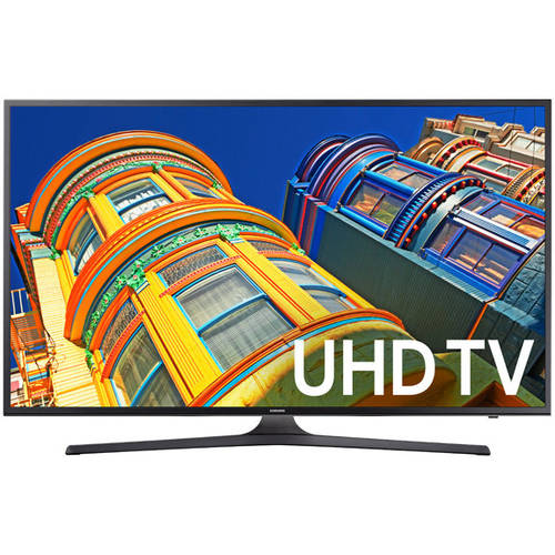 "Samsung 55"" Class 4K Ultra HD, Smart, LED TV 2160p, 60Hz (UN55KU6290) by Samsung"