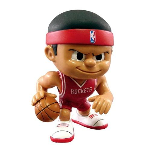 "HOUSTON ROCKETS ""LIL TEAMMATE"" COLLECTIBLE TOY FIGURE"