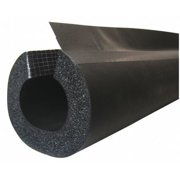 """K-FLEX USA 6RXLO048200 1-1/2"""" x 6 ft. Pipe Insulation, 1/2"""" Wall"""