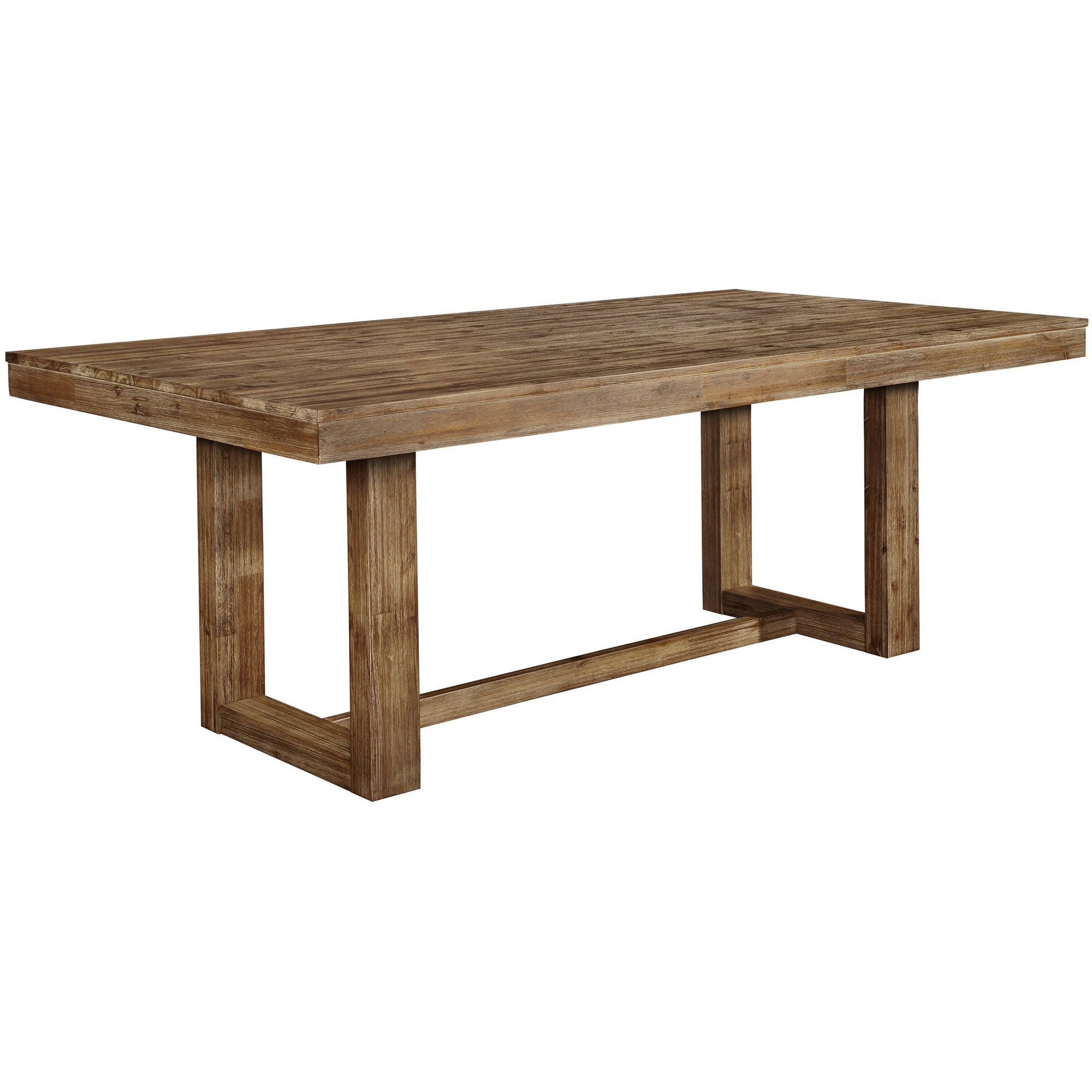 Table Furniture coaster company elmwood collection, dining table - walmart