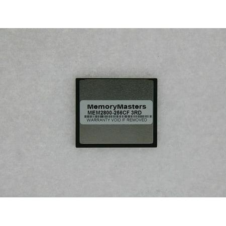 MEM2800-256CF - 256mb Flash Memory for Cisco 2800