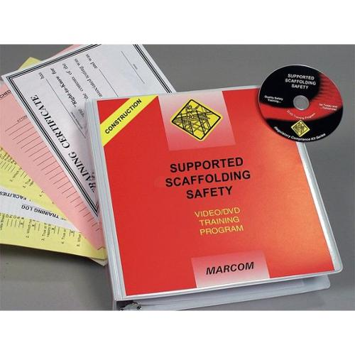Marcom V0000749ST Construction Safety Training, DVD