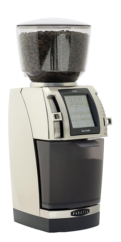 Baratza Forte BG (Brew Grinder) Flat Steel Burr Commercial Grade Coffee Grinder by