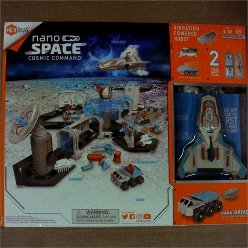 Hexbug Nano Space Cosmic Command~ by Innovation First Labs Inc