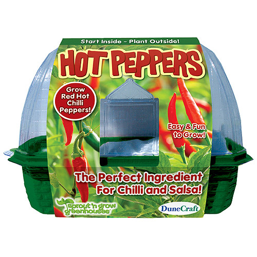 DuneCraft Hot Peppers