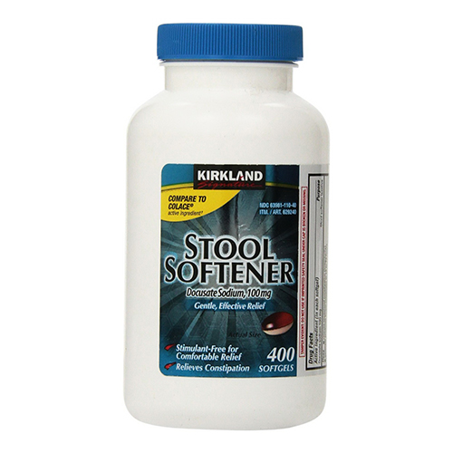Preferred Plus Stool Softener 100 Mg Docusate Sodium
