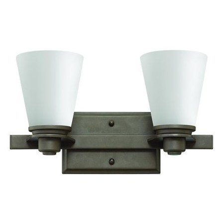 Hinkley lighting 5552 gu24 bathroom fixtures avon indoor for Hinkley bathroom vanity lighting