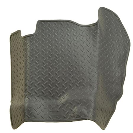 Husky Liner 82202 Classic Style Series Thermoplastic Elastomer Grey Center Hump Floor Liner - image 2 of 2