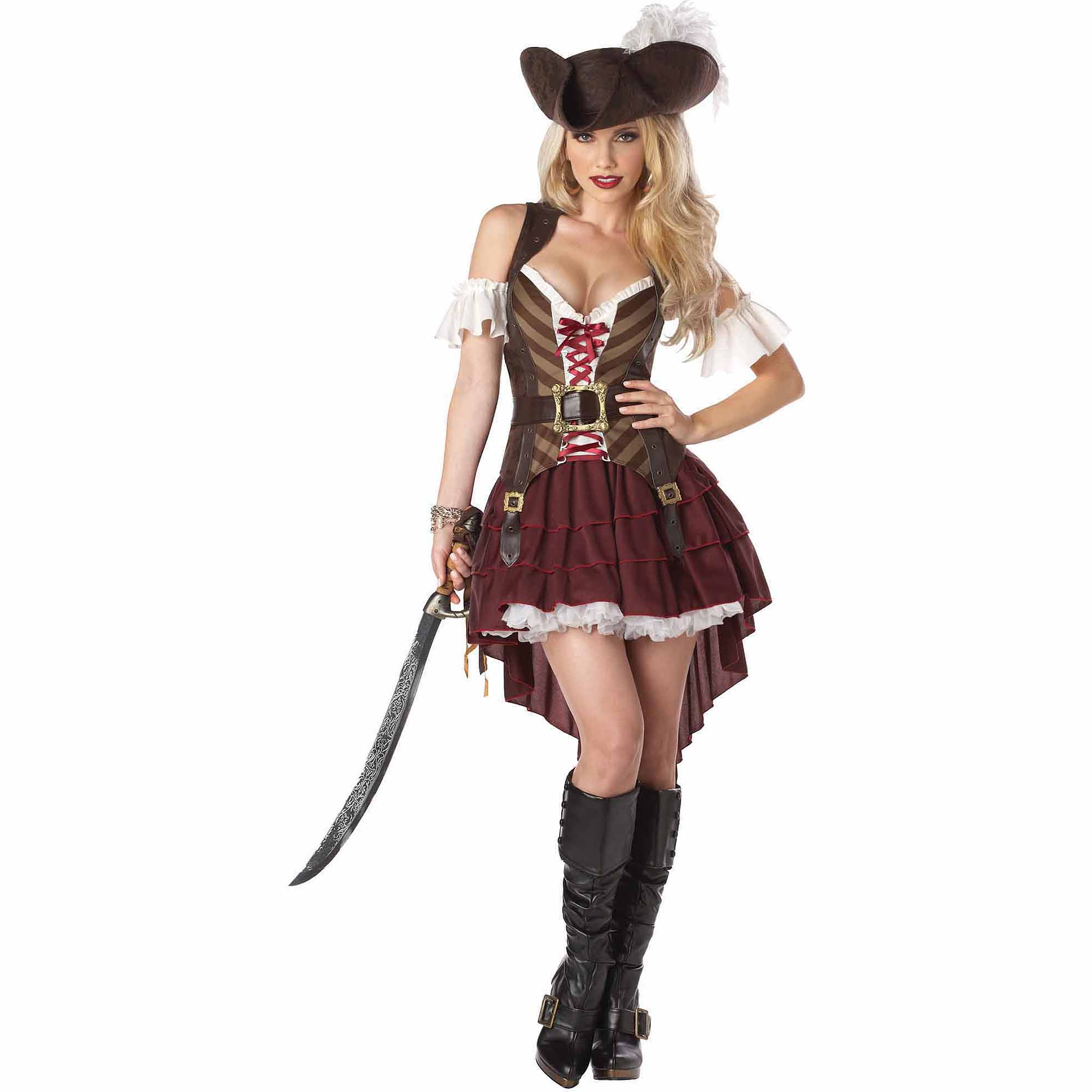 Swashbuckler Adult Halloween Costume
