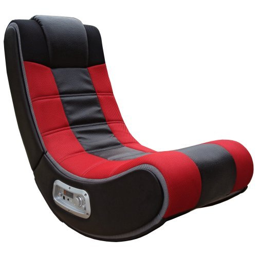 V Rocker Se Red Mesh Wrlss Racing Strp