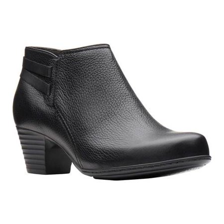 Women's Clarks Valarie 2 Ashly Ankle Bootie Cruiser 2 Boots