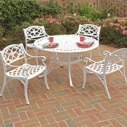 August Grove Ayleen 5 Piece Dining Set