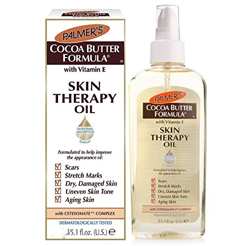 Palmer's Cocoa Butter Formula Skin Therapy Oil, 5.1 Ounce (Pack of 2)