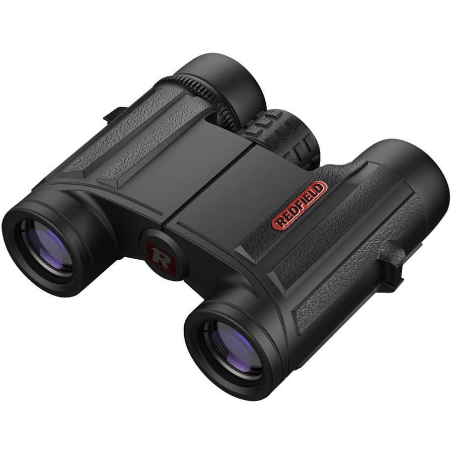 Redfield Rebel Binocular, 10x25, Black by Redfield