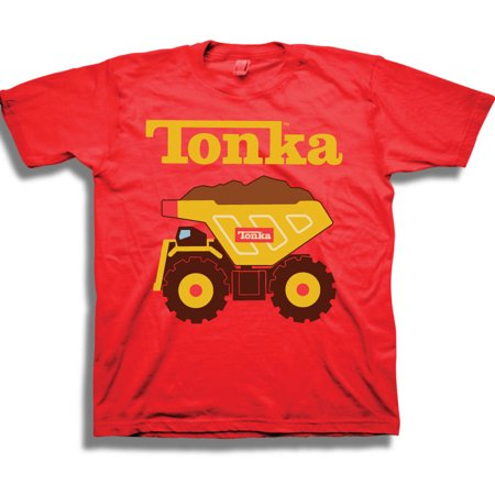 Hasbro Truck Toddler Boy Short Sleeve Graphic T-Shirt