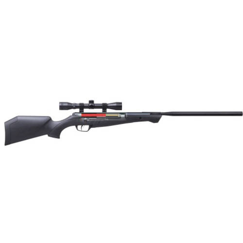 Crosman Crusher NP 22 Caliber Break Barrel Air Rifle with 4x32 Scope, CCNP2SX by Crosman