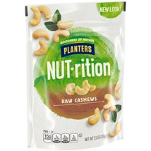 Nuts & Seeds: Planters Nut-rition Raw Cashews