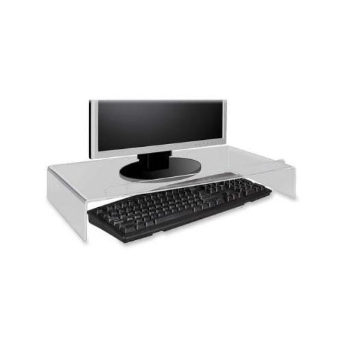 Kantek Acrylic Monitor Stand KTKAMS300