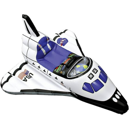 Space Shuttle Inflatable Halloween Decoration