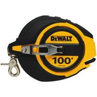 Dewalt DWHT34036 3/8 in. x 100 ft. Steel Measuring Tape