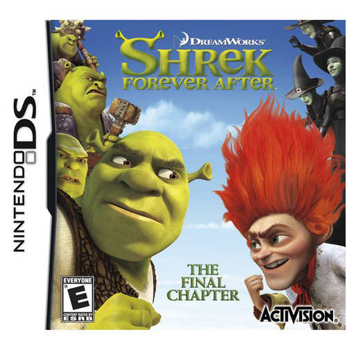 Shrek Forever After (DS) - Pre-Owned