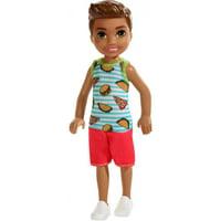 Barbie Chelsea Boy, Brown Hair